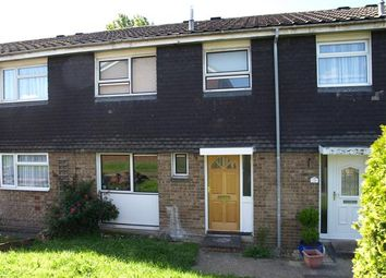 Thumbnail 3 bed terraced house for sale in Gilbert Road, Frimley