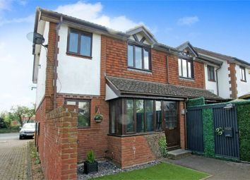 Thumbnail 1 bed terraced house to rent in Weylands Close, Walton-On-Thames, Surrey