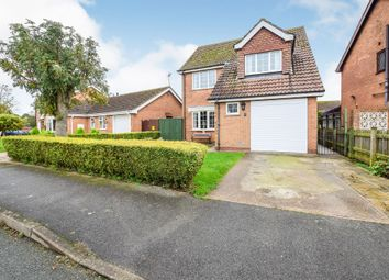 Thumbnail 4 bedroom detached house for sale in Hastings Drive, Wainfleet, Skegness