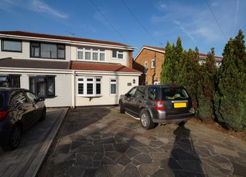 Grove Road, Rayleigh SS6. 3 bed semi-detached house