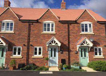 Thumbnail 2 bed terraced house for sale in Milbank Way, Steventon, Abingdon