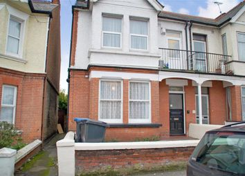 Thumbnail 1 bed flat for sale in Wyndham Avenue, Cliftonville, Margate, Kent