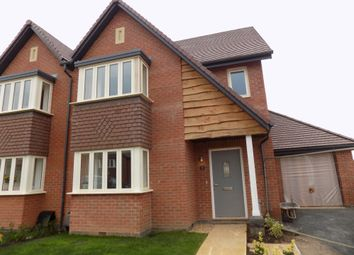 4 bed semi-detached house for sale in Buckingham Close, Exmouth EX8