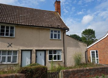 Thumbnail 2 bedroom cottage for sale in Peasenhall, Saxmundham
