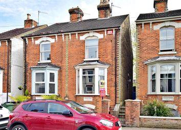 Thumbnail 4 bed semi-detached house for sale in Ospringe Road, Faversham, Kent
