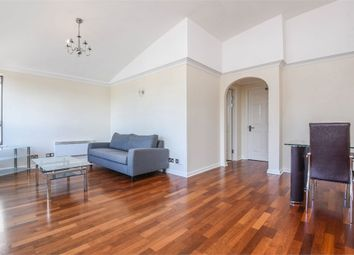 Thumbnail 2 bedroom flat to rent in Meridian Place, London, United Kingdom