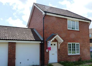 Thumbnail 1 bedroom maisonette for sale in Rothbart Way, Hampton Hargate, Peterborough