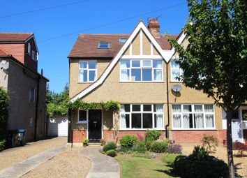 Thumbnail 5 bed property for sale in Dysart Avenue, Kingston Upon Thames