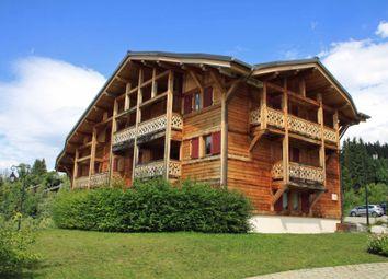 Thumbnail 4 bed apartment for sale in Les Gets, Haute-Savoie, Rhône-Alpes, France