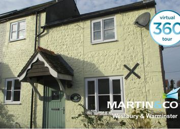 Thumbnail 1 bed cottage to rent in Brook Street, Warminster