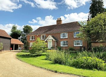 Thumbnail 5 bed detached house for sale in Ongar Road, Dunmow, Essex