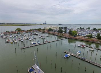 Thumbnail 1 bed flat for sale in Peninsula Quay, Victory Pier, Gillingham, Kent