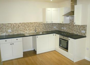 Thumbnail 3 bed flat to rent in Havelock Street, Desborough, Kettering