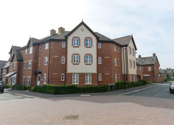 Thumbnail 2 bed flat for sale in Marlfield Avenue, Lymm, Cheshire