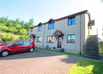 Thumbnail 2 bed flat for sale in Formonthills Court, Glenrothes, Fife