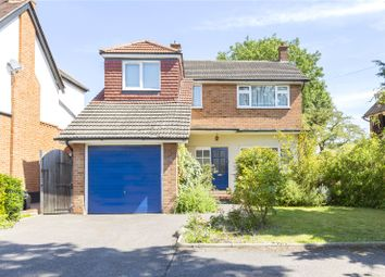 Thumbnail 4 bedroom detached house for sale in Slewins Lane, Hornchurch