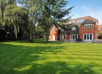Thumbnail 6 bedroom detached house for sale in Alderson Court, Ascot, Berkshire