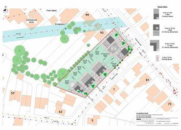 Thumbnail Land for sale in Stapleton Lane, Barwell, Leicester