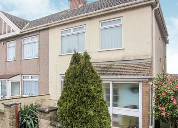 Thumbnail 3 bedroom end terrace house for sale in Broomhill Road, Brislington, Bristol