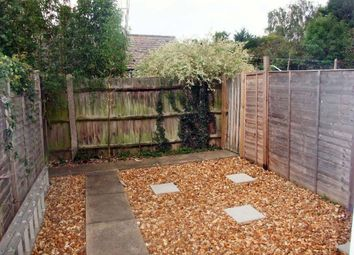 Thumbnail 2 bed terraced house to rent in St. Neots Road, Eaton Ford, St. Neots