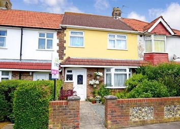 Thumbnail 3 bed terraced house for sale in Ladies Mile Road, Patcham, Brighton, East Sussex