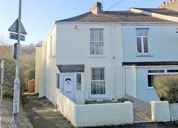 Thumbnail 3 bed end terrace house for sale in Frogmore Avenue, Eggbuckland, Plymouth