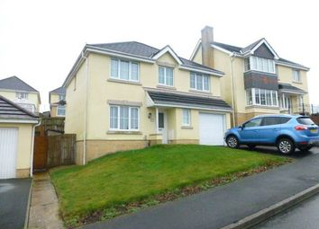Thumbnail 4 bed detached house to rent in Maes Y Wennol, Carmarthen, Carmarthenshire