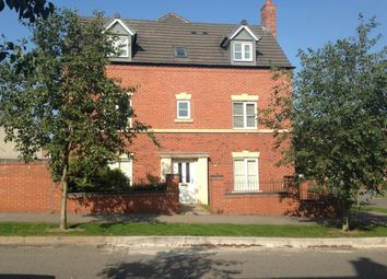 Thumbnail 5 bed town house to rent in Bainbridge Road, Smethwick