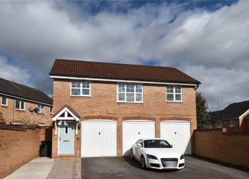 Thumbnail 1 bed flat for sale in Steel Close, Bromsgrove, Worcestershire