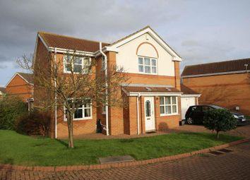Thumbnail 4 bed detached house for sale in Broadlands, Cleadon, Sunderland