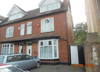 Thumbnail Room to rent in Constance Road, Edgbaston, Birmingham