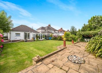 Thumbnail 4 bed detached bungalow for sale in Yew Tree Road, Hunts Cross, Liverpool