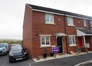 Thumbnail 2 bed end terrace house for sale in Heol Waunhir, Trimsaran