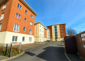 Thumbnail 1 bed flat for sale in Viceroy Court, Soudrey Way, Cardiff