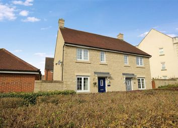 Thumbnail 3 bed semi-detached house for sale in Thursday Street, Haydon End, Swindon