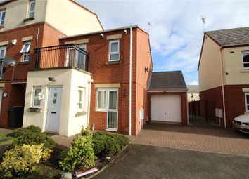 Thumbnail 3 bedroom semi-detached house for sale in Waterside Close, Wolverhampton, West Midlands
