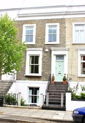 Thumbnail 5 bedroom terraced house to rent in Eburne Road, London