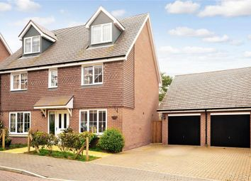 Thumbnail 5 bed detached house for sale in The Alders, Billingshurst, West Sussex