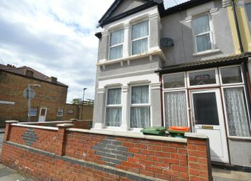 Thumbnail 3 bed end terrace house for sale in Burges Road, London