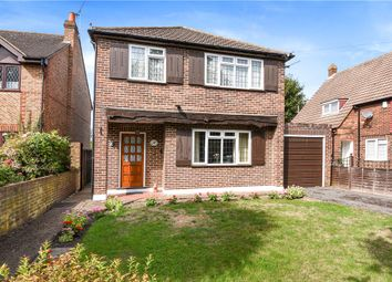 Thumbnail 3 bedroom detached house for sale in Ashford Road, Staines-Upon-Thames, Surrey