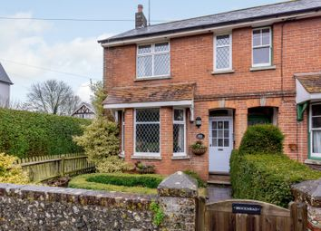 Thumbnail 3 bed end terrace house for sale in The Street, Litlington, East Sussex