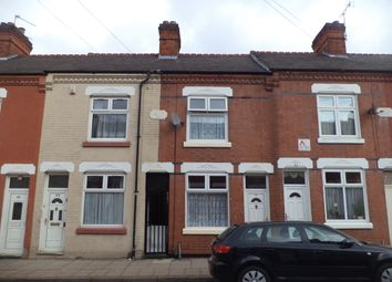 Thumbnail 3 bed terraced house for sale in Halkin Street, Belgrave, Leicester