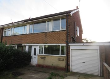 Thumbnail 3 bed semi-detached house for sale in Bullivant Road, Hatfield, Doncaster