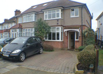 Thumbnail 3 bed semi-detached house for sale in Devon Way, Heston