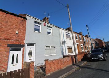 Thumbnail 3 bed terraced house to rent in Hall Terrace, Willington, Crook