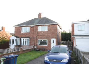 Thumbnail 2 bed semi-detached house for sale in New Road, Washington