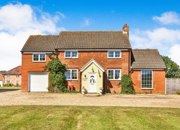Thumbnail 3 bed detached house for sale in St Georges, Wicklewood, Wymondham