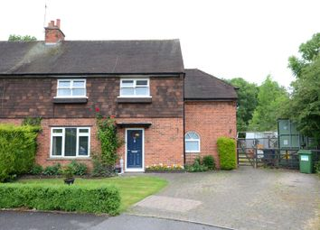 Thumbnail 4 bedroom semi-detached house for sale in Choseley Road, Knowl Hill, Reading