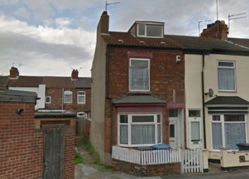 Thumbnail 2 bed end terrace house for sale in Severn Street, Hull