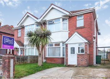 3 bed semi-detached house for sale in King Georges Avenue, Regents Park, Southampton SO15